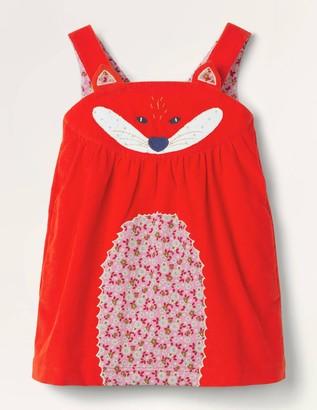Fun Animal Pinafore Dress