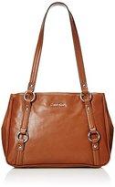 Calvin Klein Pebble Satchel Bag