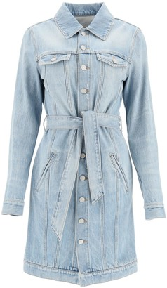 Givenchy Denim Mini Dress