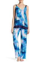 Josie Tank & Pant Printed Pajama Set (2-Piece)