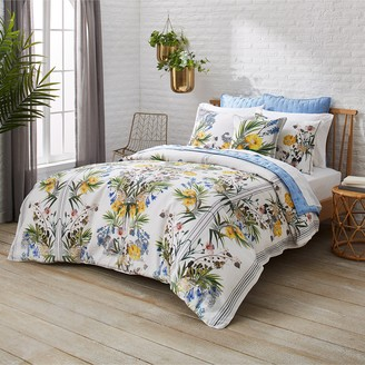 Ted Baker Royal Palm Comforter & Sham Set