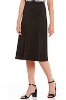 Kasper Knit Concepts A-Line Skirt