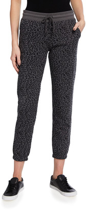 Rails Kingston Animal-Print Sweatpants