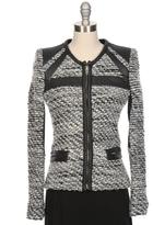 IRO Izzy Nubby Knit Jacket