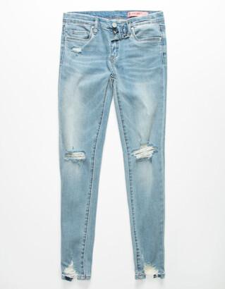 Blank NYC BLANKNYC Destructed Denim Girls Ripped Jeans