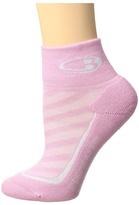 Icebreaker Run + Light Mini 1-Pair Pack Women's Crew Cut Socks Shoes