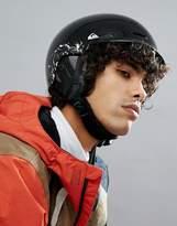 Quiksilver Fusion Ski Helmet in Black