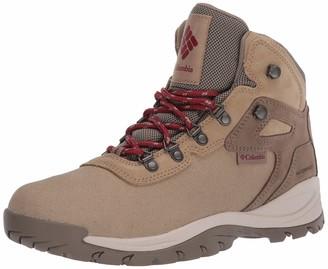 Columbia Womens Newton Ridge Lightweight Waterproof Hiking Boot Suede Leather