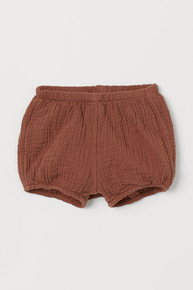 H&M Cotton Shorts - Beige