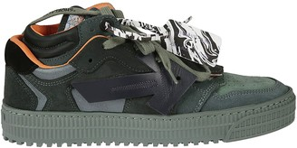 Off-White Off-court Low Top Sneakers