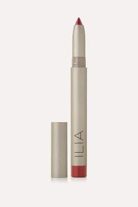 Ilia Satin Cream Lip Crayon - Walk This Way
