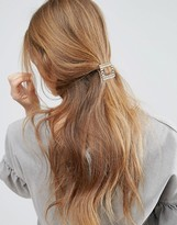 Asos Limited Edition Chain Buckle Hair Clip