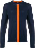 Paul Smith stripe detail jumper