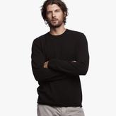James Perse Classic Cashmere Crew Neck Sweater
