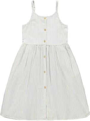 Name It Girl's Nkfflavia Strap Dress