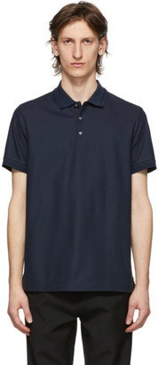 Burberry Navy Goldman Polo