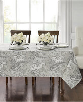 """Waterford Taylor 70"""" x 104"""" Tablecloth"""