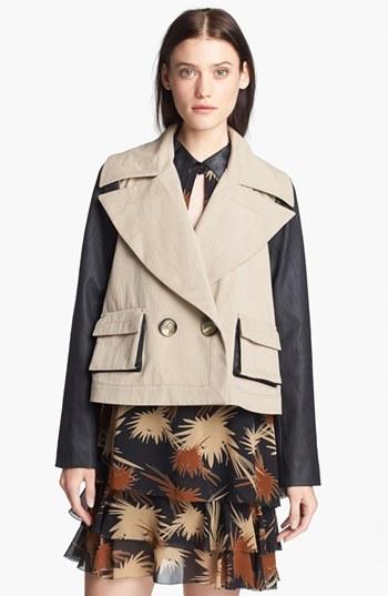 Rachel Zoe 'Keira' Crop Jacket