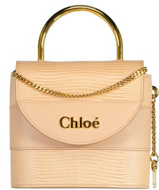 Chloé Aby Lock Bag