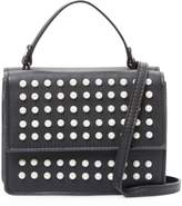 Deux Lux Women's All Over Pearl Crossbody Bag