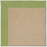 Zeppelin Machine Tufted Green/Brown Indoor/Outdoor Area Rug Longshore Tides Rug Size: Rectangle 9' x 12'