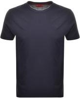 HUGO BOSS Hugo By Dero T Shirt Navy