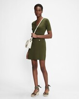 Thumbnail for your product : Ted Baker Knitted Utility Dress