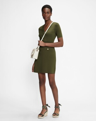 Ted Baker Knitted Utility Dress