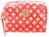 Tory Burch Printed Comestic Pouch
