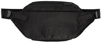 Côte and Ciel Black Leather Isarau Alias Bag