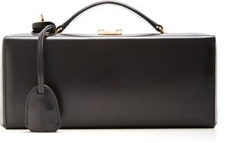 Mark Cross Grace Lungo Mini Leather Bag