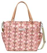 Petunia Pickle Bottom Infant City Carryall Diaper Bag - Pink
