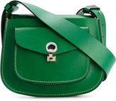 Marni saddle shoulder bag - women - Leather - One Size