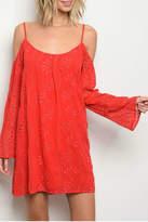 Honeybelle Red Dress