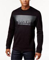Calvin Klein Men's Logo Graphic Sweatshirt