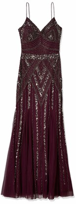 Jump Junior's Gatsby Beaded Long Gown