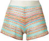 Cecilia Prado knit shorts - women - Viscose - S