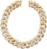 SHAY JEWELRY Essential Alternating Link Bracelet