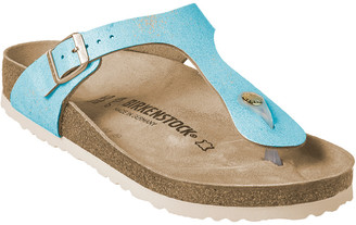 Birkenstock Women's Gizeh Leather Sandal