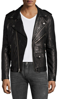 BLK DNM Leather Freedom Jacket