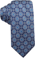 Tasso Elba Men's Sacra Medallion Classic Tie, Only at Macy's