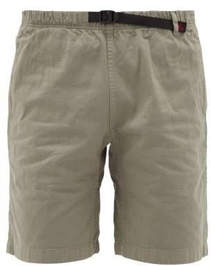 Gramicci G Cotton-twill Shorts - Mens - Grey