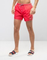 HUGO BOSS BOSS By Lobster Swim Short In Red