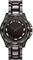 Karl Lagerfeld Kl1003 Karl 7 Black Bracelet Watch