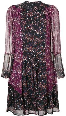 Paige floral print dress