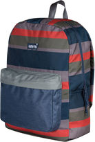 Haddad Levi Stripe Backpack