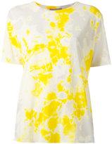 Suzusan - printed T-shirt - women - Cotton - XS