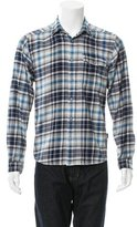 Patagonia Plaid Button-Up Shirt