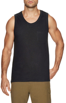 Shades of Grey by Micah Cohen Knit Cotton Tank Top