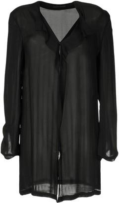 Yohji Yamamoto Pre-Owned Long-Sleeve Slouched Shirt